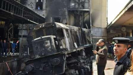 النائب العام المصري يستدعي مسؤولا جديدا على ذمة حادث محطة مصر