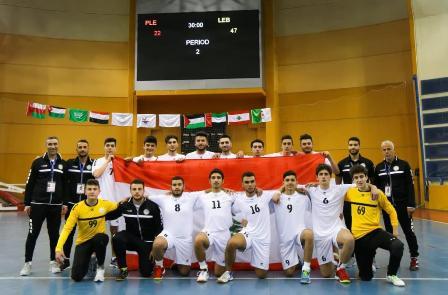 نتائج جيدة للبنان في البطولة العربية المدرسية