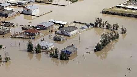 إيران.. مصرع 57 شخصا وإصابة المئات جراء الفيضانات
