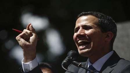 الجمعية التأسيسية الفنزويلية ترفع الحصانة عن غوايدو