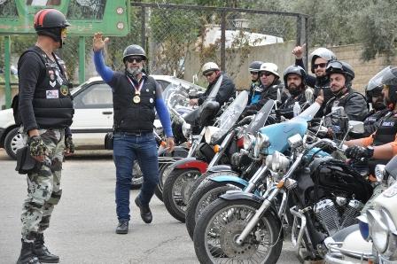 جولة جنوبية لهواة ركوب الدراجات النارية تعزيزا للسياحة الداخلية