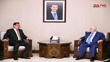 دمشق وبيونغ يانغ تعبران عن تضامنهما في مواجهة واشنطن