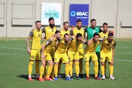 العهد إلى نصف نهائي كأس لبنان لكرة القدم