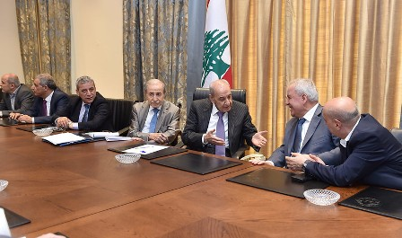 بري: تقدم واضح حول ترسيم الحدود ومتفائل بانتصار الموقف اللبناني