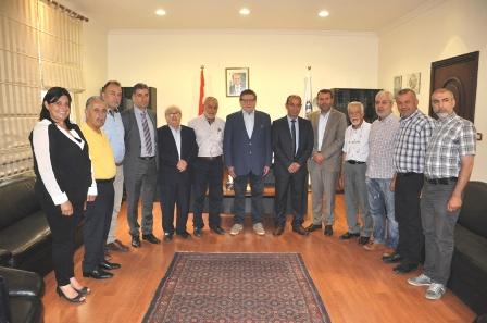 انتخاب 5 رؤساء بلديات ونوابهم في محافظة النبطية بالتزكية