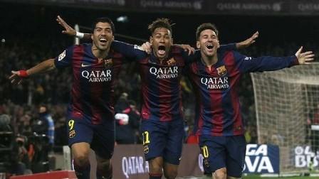 نيمار يقترب من العودة إلى برشلونة بصفقة تبادلية ضخمة مع سان جيرمان