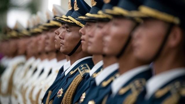 الصين تبدي استعدادها للتدخل عسكريا في هونغ كونغ