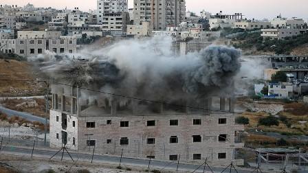 واشنطن تعرقل صدور بيان من مجلس الأمن يدين هدم إسرائيل منازل الفلسطينيين