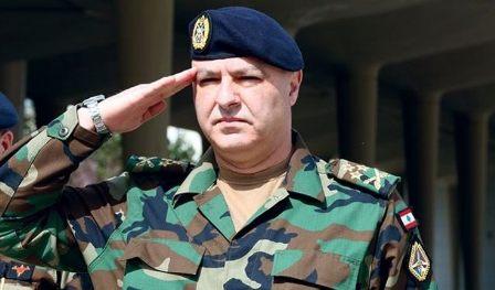 قائد الجيش في أمر اليوم: لن نسمح بإيقاظ الفتنة وسنستمر في مواجهة أطماع العدو والإرهاب