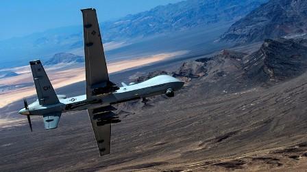 الحوثيون يعلنون إسقاط طائرة MQ9 مسيرة بصاروخ محلي