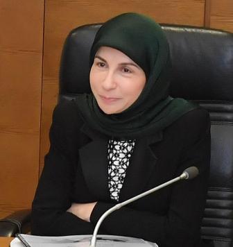 عز الدين من برلين: لتأمين البنى التشريعية والثقافية والاجتماعية الضامنة للتشاركية بين المرأة والرجل في المسؤولية