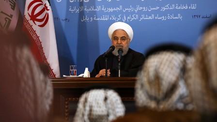 روحاني: سنمنح أوروبا مهلة شهرين آخرين للالتزام بتعهداتهم وسنواصل المحادثات للتوصل إلى اتفاق