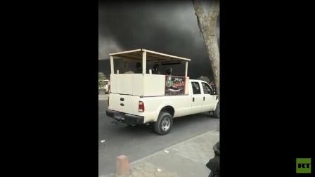 تجدد التظاهرات في بغداد والسلطات تقطع عددا من الطرق