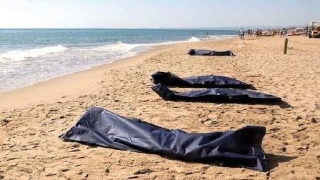 انتشال 16 جثة إثر غرق قارب للمهاجرين قبالة سواحل المغرب