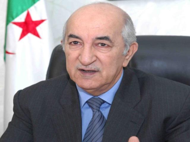 الرئيس الجزائري يطالب فرنسا بالاعتذار عن ماضيها الاستعماري في بلاده