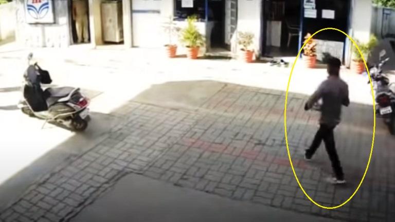 بالفيديو... شاهد كيف تصرفت امرأة حاصرت الثعابين مكتبها!!