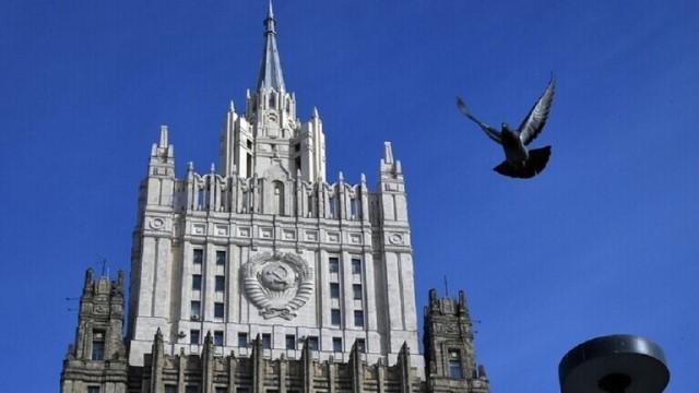 الخارجية الروسية: موسكو سترد على أي عقوبات أوروبية بشأن نافالني
