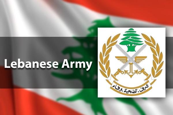 الجيش: توقيف مروج مخدرات في الرويسات وحائز عليها في سن الفيل