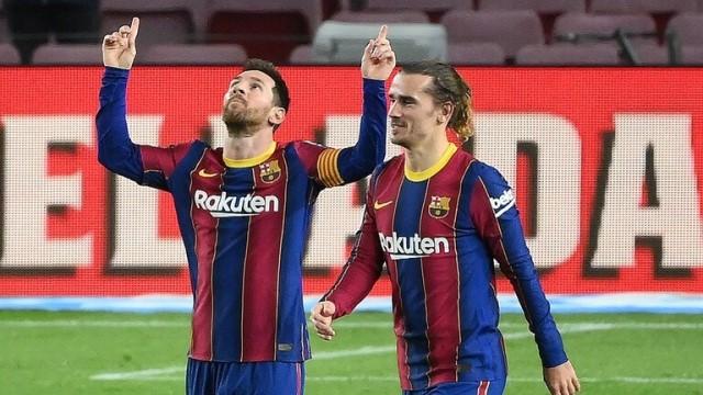 برشلونة يكتسح ألافيس بخماسية ويستعيد وصافة