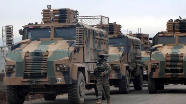 وزير الدفاع التركي يعلن انتهاء عملية