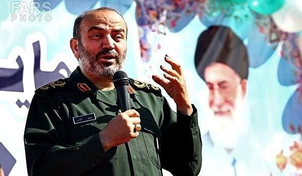 قائد الحرس الثوري الإيراني: لن نسمح لأميركا بإستعراض العضلات بالمنطقة
