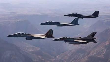 سلاح الجو الصهيوني يعلن استهداف بطارية دفاع جوي سوري