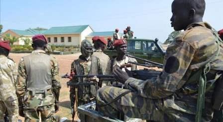الجيش السوداني نفى اعتداء قوات من دولة جنوب السودان على كردفان