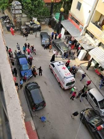 العثور على جثة شاب مصاب بطلق ناري في حي الزهور في مدينة صيدا