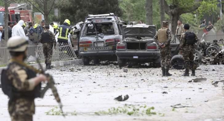 سقوط عدد من القتلى والجرحى بهجوم قرب قاعدة باغرام الأميركية في أفغانستان