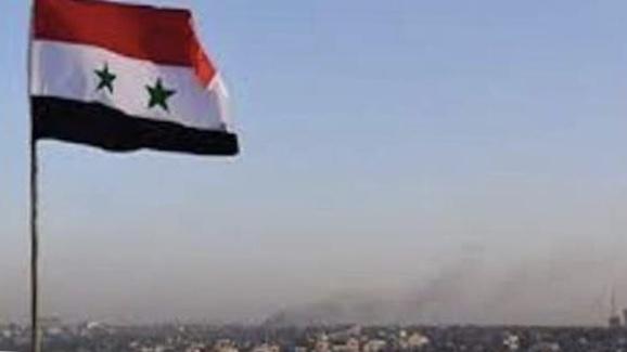 الإخبارية السورية: أنباء عن تدمير طائرة مسيرة فوق عقربا بريف دمشق