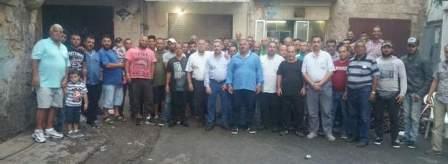 اعتصام لصيادي الاسماك في طرابلس لطلب إعادة استخدام مضخات الهواء