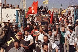 في 25 ايار... التحية لشهداء المقاومة الوطنية اللبنانية والمقاومة الاسلامية