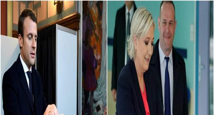الداخلية الفرنسية: نسبة المشاركة في الانتخابات بلغت 28.23 بالمئة حتى منتصف النهار