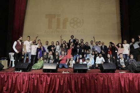 جمعية «تيرو» للفنون في لبنان تحتفل بعامها الخامس