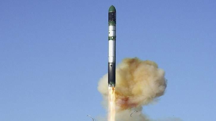 إطلاق صاروخ من وسط قطاع غزة باتجاه الاراضي المحتلة