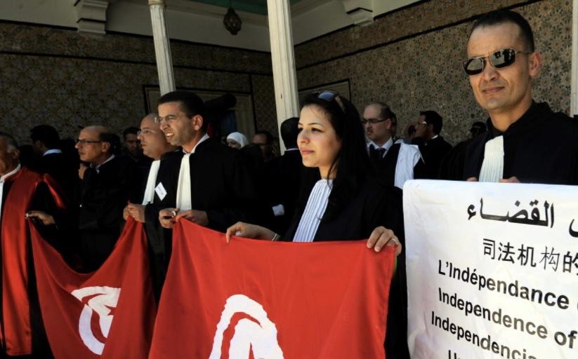 قراءة في نتائج استمارة حول الأخلاقيات القضائية: قضاة تونسيون كما يتصورون مهنتهم