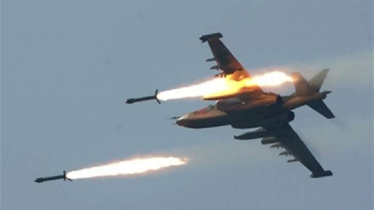قائد عسكري بالجيش السوري: حركة مكثفة لطيران التحالف فوق البوكمال