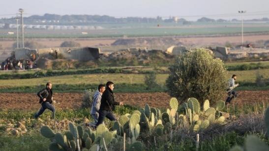 مسيرات العودة بغزة ستكون فارقة الجمعة