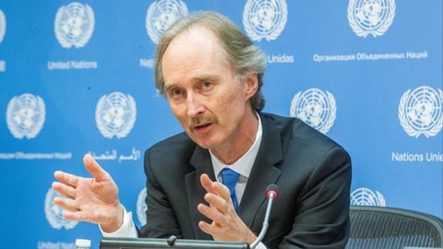 خطوة ناقصة للمبعوث الأممي الجديد إلى سوريا