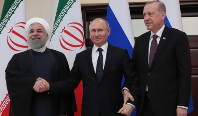 قمة سوتشي: ضرورة بذل الجهود لتطبيق اتفاق إدلب وروحاني مستعد للتوسط بين تركيا وسوريا