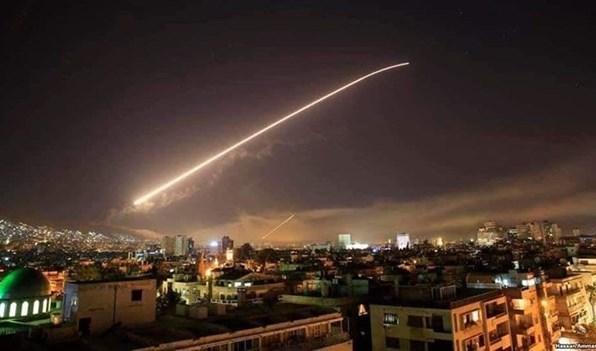 الجيش الإسرائيلي يعترف بمهاجمة أهداف جنوب دمشق