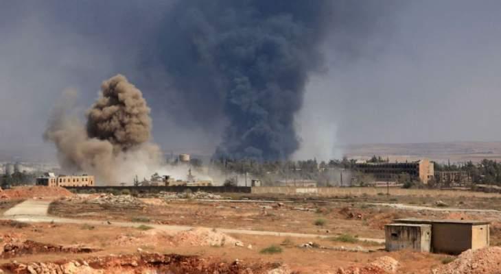 سانا: قصف مدفعي تركي على شمالي الحسكة السورية