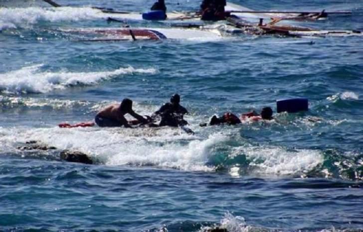 مقتل 60 شخصا على الاقل في حادث غرق الاسبوع الماضي قبالة سواحل ليبيا