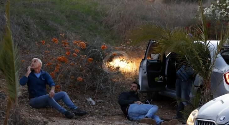 صفارات الإنذار تدوي في عسقلان وكيسوفيم على حدود قطاع غزة