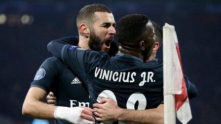 أسينسيو يمنح ريال فوزا متأخرا على أياكس وفوز توتنهام 3-0 على دورتموند