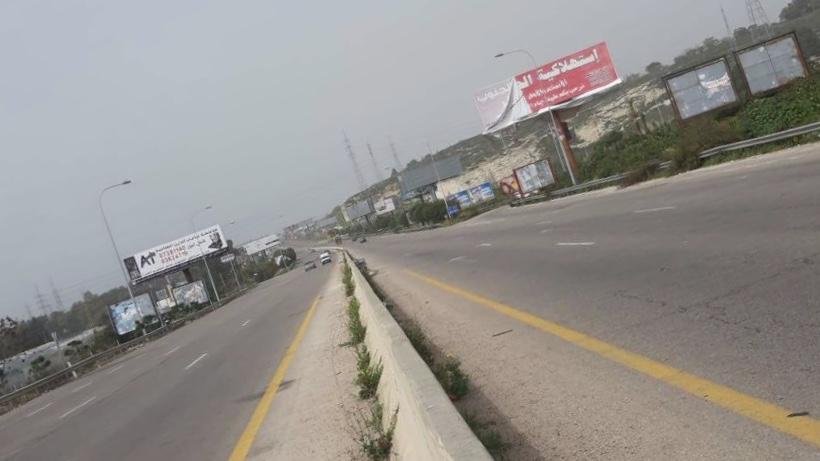 صيدا مدينة شبه مهجورة... انعدام الحركة ودوريات للجيش وقوى الأمن