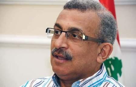 أسامة سعد: من المعيب قطع المياه عن صيدا من دون أي مبرّر  إلا سوء الإدارة والإهمال والفساد