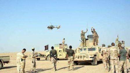 في اليوم الثالث من تحرير الحويجة.. الحشد الشعبي والقوات العراقية تتجه غرب نهر دجلة