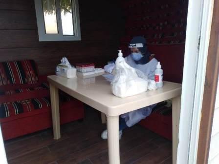 بلدية بقسطا تجري فحوصات PCR لموظفيها وعناصر شرطتها: إصابة موظفة واحدة بكورونا