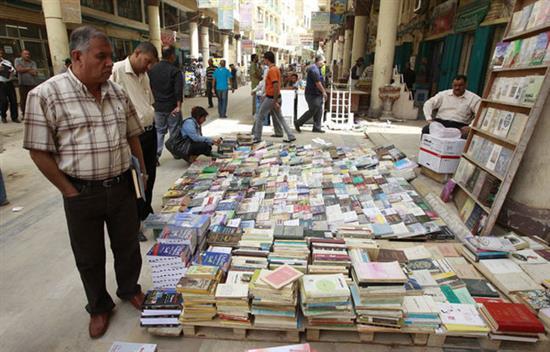 قرصنة الكتب.. آفة سوق الثقافة المصري